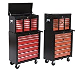 Generic45718 Tool Cart box Cab Chest Box Chest Organizer 6Draw Rolling Toolbox Cabinets