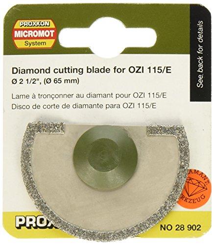 Disco Sierra PROXXON 28902 Corte de diamante para OZ x 115