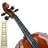 (US) L'MS 1PCS Violin Fingerboard Finger Guide Tape Full Size 4/4