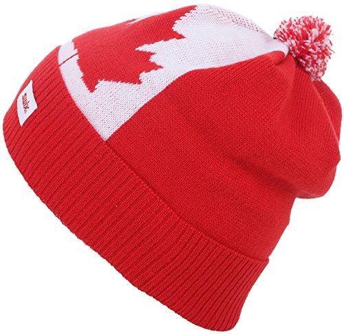 Swix Canada Pom Beanie Mens ()