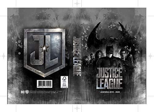 DC Comics - 1 - Agenda (Justice League fondo negro - siete ...
