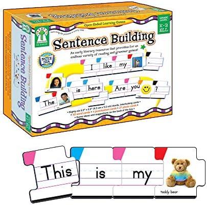 Key Education Sentence Building for Kids
