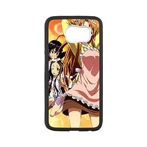 Sword Art Online 004 funda Samsung Galaxy S6 Cubierta blanca del teléfono celular de la cubierta del caso funda EVAXLKNBC19294
