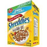 Post Jumbo Shreddies Cereal, 1.24kg