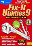 Fix-It Utilities 9 Professional - 3 User Edition