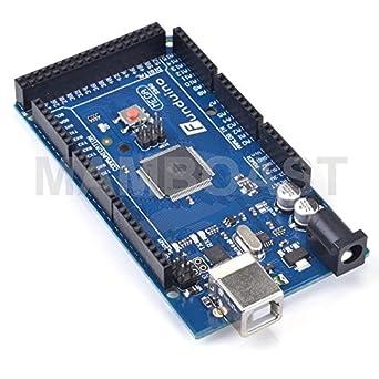 Tarjeta Micro Controlador ATMEGA16U2 ATmega2560-16AU (compatible ...