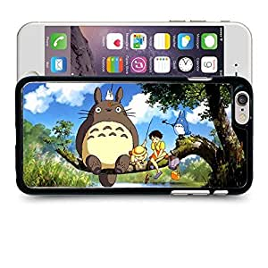 Case88 Designs My Neighbor Totoro 0668 Protective Snap-on Hard Back Case Cover for Apple iPhone 6 Plus 5.5""