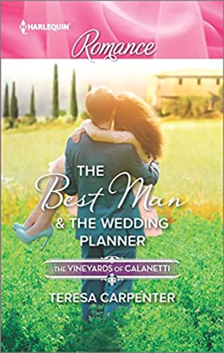 book cover of The Best Man & The Wedding Planner