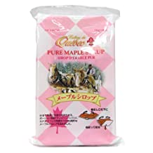 Kad du Quebec maple syrup dispensing pack 15gX8