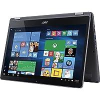 2017 Acer 360° Flip 2-in-1 15.6 Full HD IPS Touchscreen Laptop, 7th Gen Intel i5-7200U 2.5GHz Processor, 8GB DDR4 RAM, 1TB HDD, 802.11AC, USB Type-C, HDMI, Bluetooth, Webcam, Backlit Keyboard,Win 10