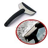 DPUS® Vehicle Car Stainless Steel Remove Snow Ice Shovel Scraper Defroster Wovel Spade US Seller