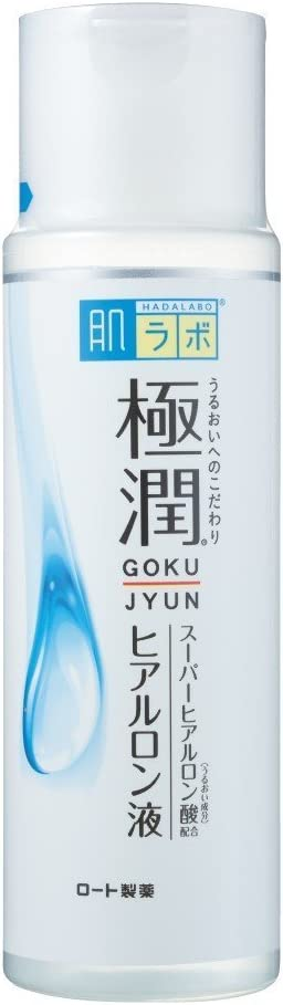 Hada Labo Rohto Gokujyn Hyaluronic Acid Lotion 170ml Japan