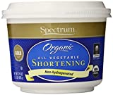 Spectrum Naturals Organic Shortening (6x24 Oz) by Spectrum