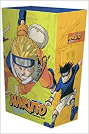 Naruto Box Set 1: Volumes 1-27: Volumes 1-27 with Premium Naruto Box Sets: Amazon.es: Kishimoto, Masashi, Kishimoto, Masashi: Libros en idiomas extranjeros