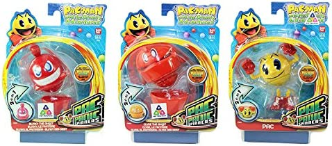 Pac Man Pacman and The Ghostly Adventures - Pac Panic Spinner 3 ...