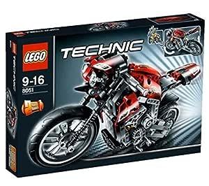 LEGO Technic 8051 - Moto de Carretera (ref. 4559147