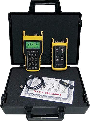 OWL KIT-FO4B-WSMDSDST Fiber OWL 4 BOLT/WaveSource Quad MM/SM Auto-test kit, ST Connector