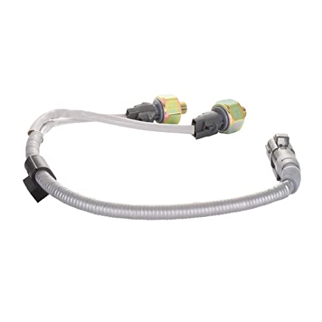 ROADFAR Knock Detonation Sensors with Harness Replace 89615-30080 for 2002 Toyota Solara SE Convertible 2-Door 3.0L
