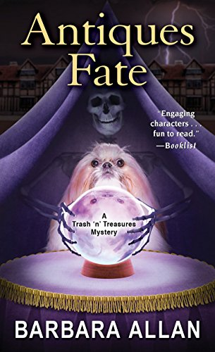 Antiques Fate (A Trash 'n' Treasures Mystery) cover