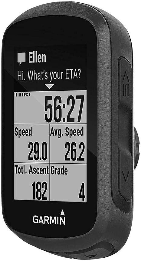 Garmin Edge 130 GPS Mano Ciclismo, Adultos Unisex, Negro, Talla ...