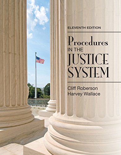 133591174 - Procedures in the Justice System (11th Edition)