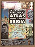 The Penguin Historical Atlas of Russia, John Channon and Robert B. Hudson, 0670864617
