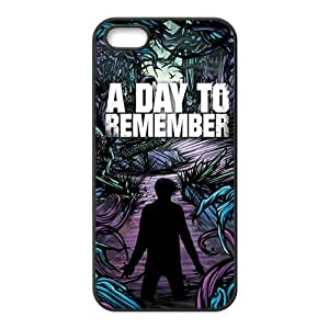 A Day To Remember Black Phone Case for iPhone 5S