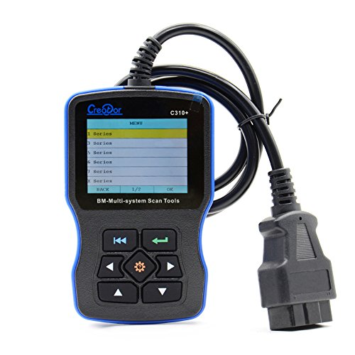 Latest Reader Airbag Diagnostic Scanner
