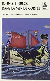 Dans la mer de Cortez par Steinbeck