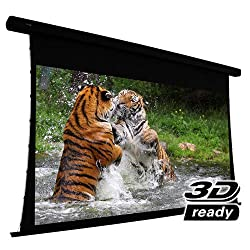 Elunevision Reference Studio 4k Tab Tensioned Motorized Screen 112 98 X 55 Viewable 16 9
