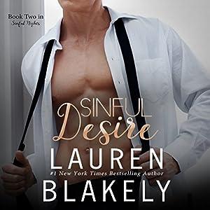 Sinful Desire Audiobook