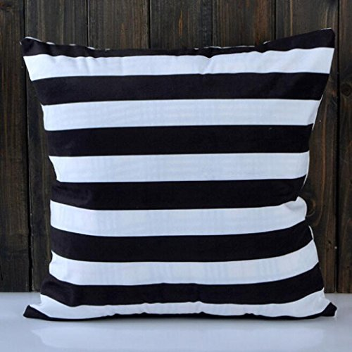 LUNIWEI Pillow Case Christmas Home Decor Bed Sofa - Candy Stripe Rug