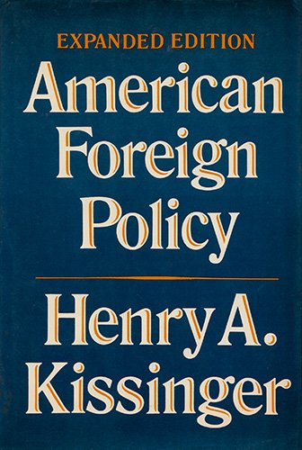 American foreign policy three essays