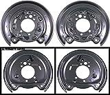 APDTY 035486 Disc Brake Dust Shield Backing Plate