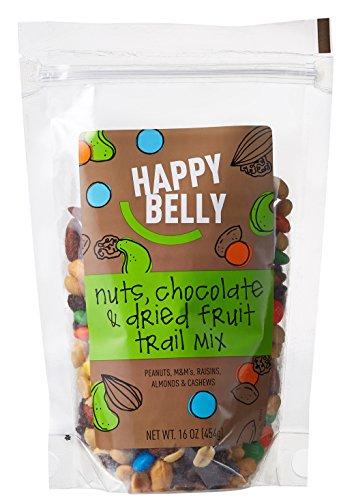 Happy Belly Chocolate & Dried Fruit Trail Mix, 16 oz