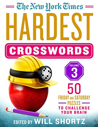 Pdf Travel The New York Times Hardest Crosswords Volume 3: 50 Friday and Saturday Puzzles to Challenge Your Brain