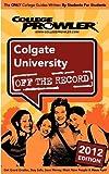 Colgate University 2012, Erika Nyam -Ns K. and Erika Nyamé-Nséké, 1427403864