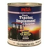 True Value Mfg TTB21-QT Rust-Preventative Paint & Primer, Direct to Metal, Truck, Tractor, Implement & Equi - Quantity 4