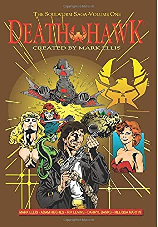 book cover of Death Hawk