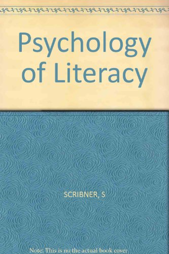 Psychology of Literacy