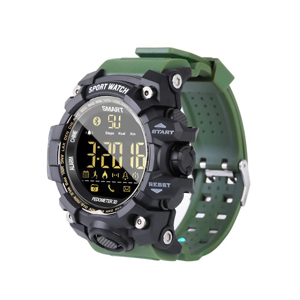 Amazon.com: GuangXin - Reloj inteligente de seguimiento de ...
