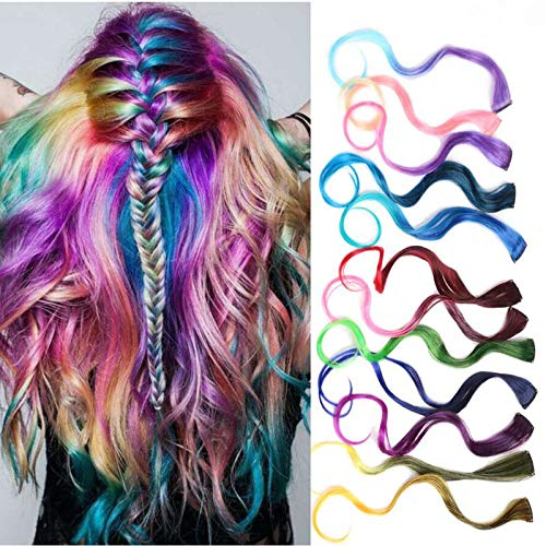 Extensions Highlights Hairpieces Synthetic Accessories product image