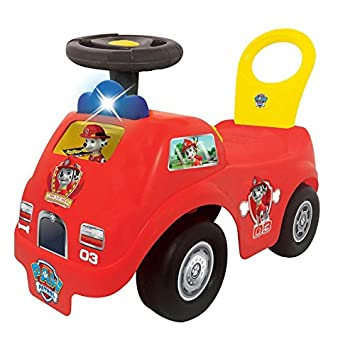 Paw Patrol Marshall Aktivität Fun Fire Truck Ride On