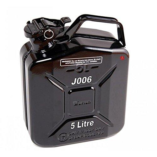 Gut Kanister 5 L Liter Metall Kraftstoff Diesel Benzin Benzin Öl  UH58