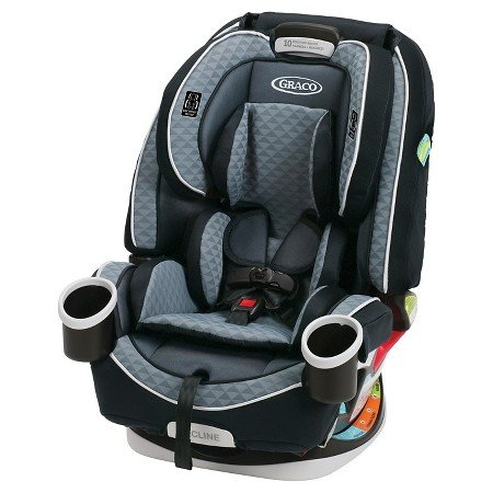 Image of the Graco 4Ever All-In-One Convertible Car Seat Nova