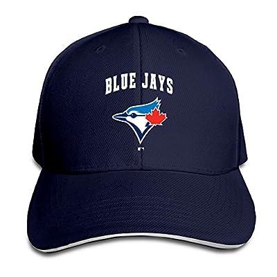 Mooy Toronto Blue Jay Trucker Sandwich Cap Navy