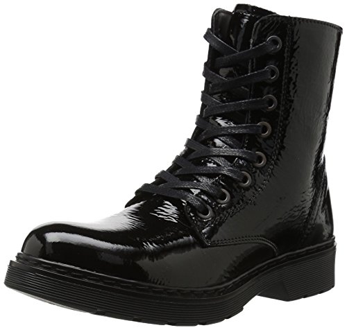 Patent Leather Shoe Boots - 2