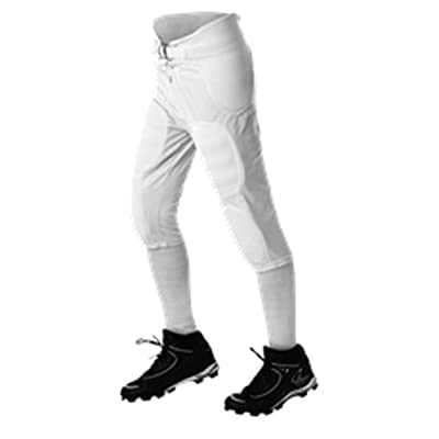 Alleson YOUTH SOLO BOYS PANTS SERIES INTEGRATED FOOTBALL PANT 687PY