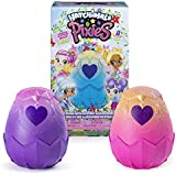 Hatchimals Pixies 2-Pack, 2.5-Inch Collectible Dolls and Accessories, for Kids Aged 5 and Up (Styles May Vary)