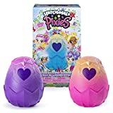 "Hatchimals Pixies 2 Pack, 2.5"" Collectible Dolls & Accessories, for Kids Aged 5 & Up"